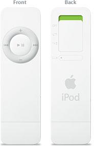 Ipod shuffle 512mb цена - 357b5